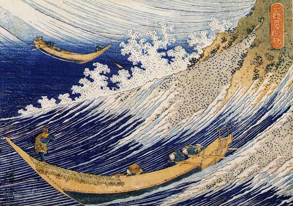Hokusai_1760-1849_Ocean_waves